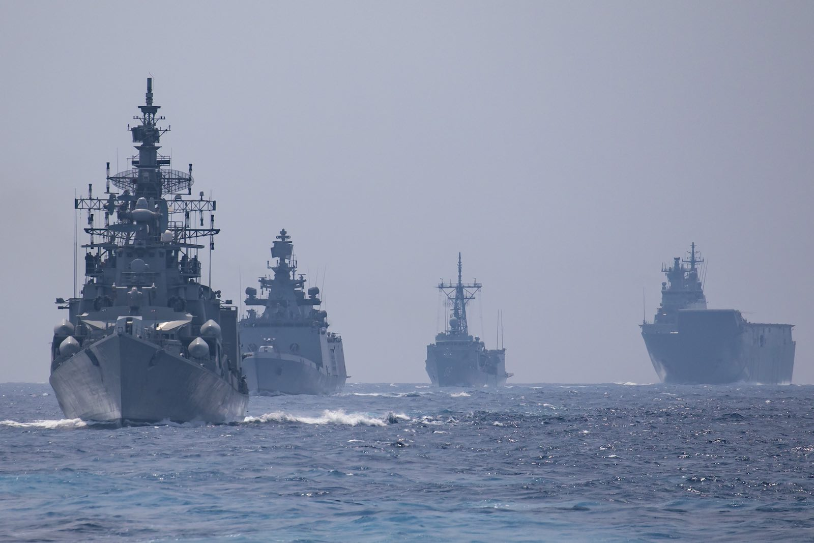 Largest Navy In the world