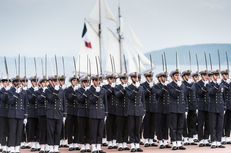 France Largest Navy