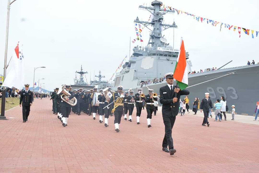 India Largest Navy In the world