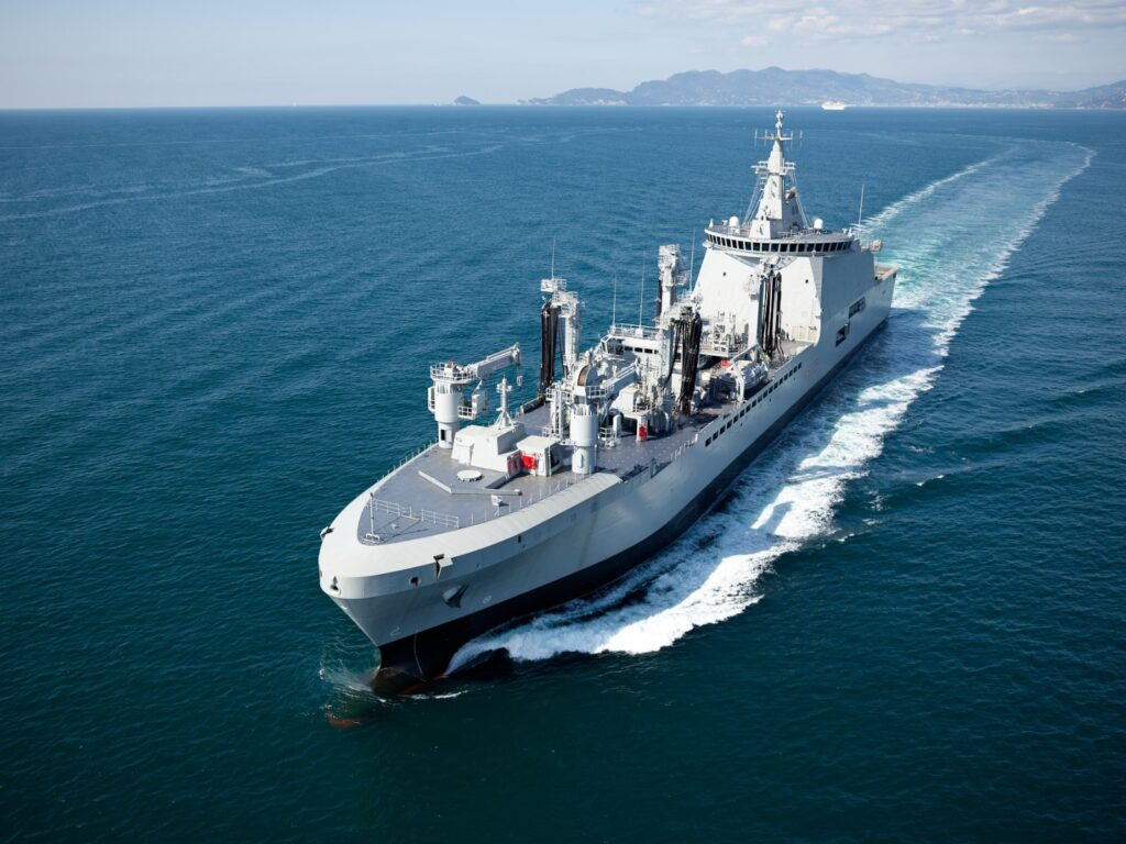 Italy Largest Navy In the world