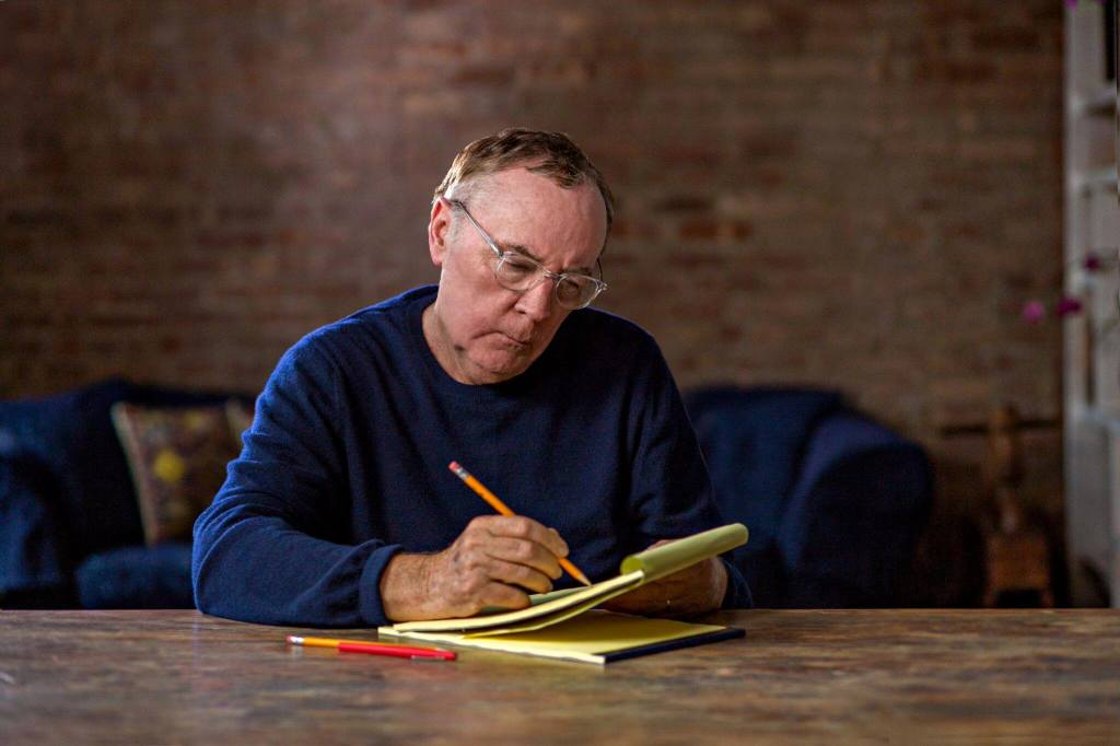 James Patterson 30 Richest Celebrities in the world