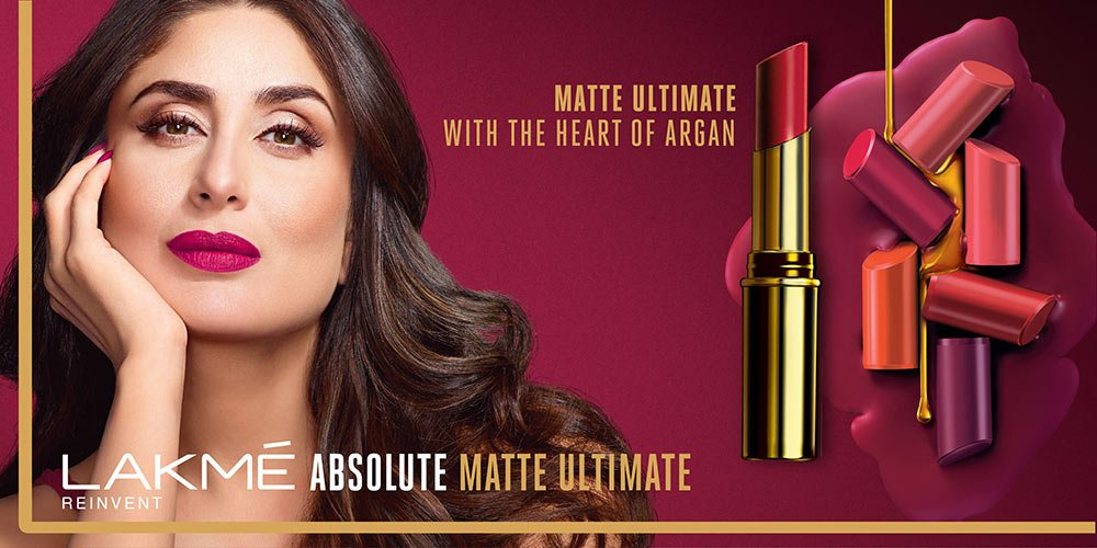 Lakme Lipstick Brands in The World