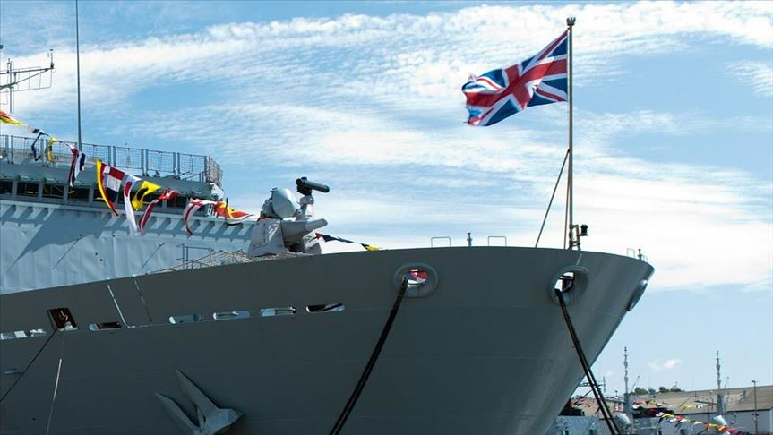 UK Largest Navy In the world