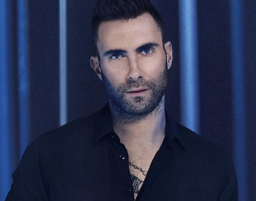 Adam Levine Most Handsome Male Singers In the world