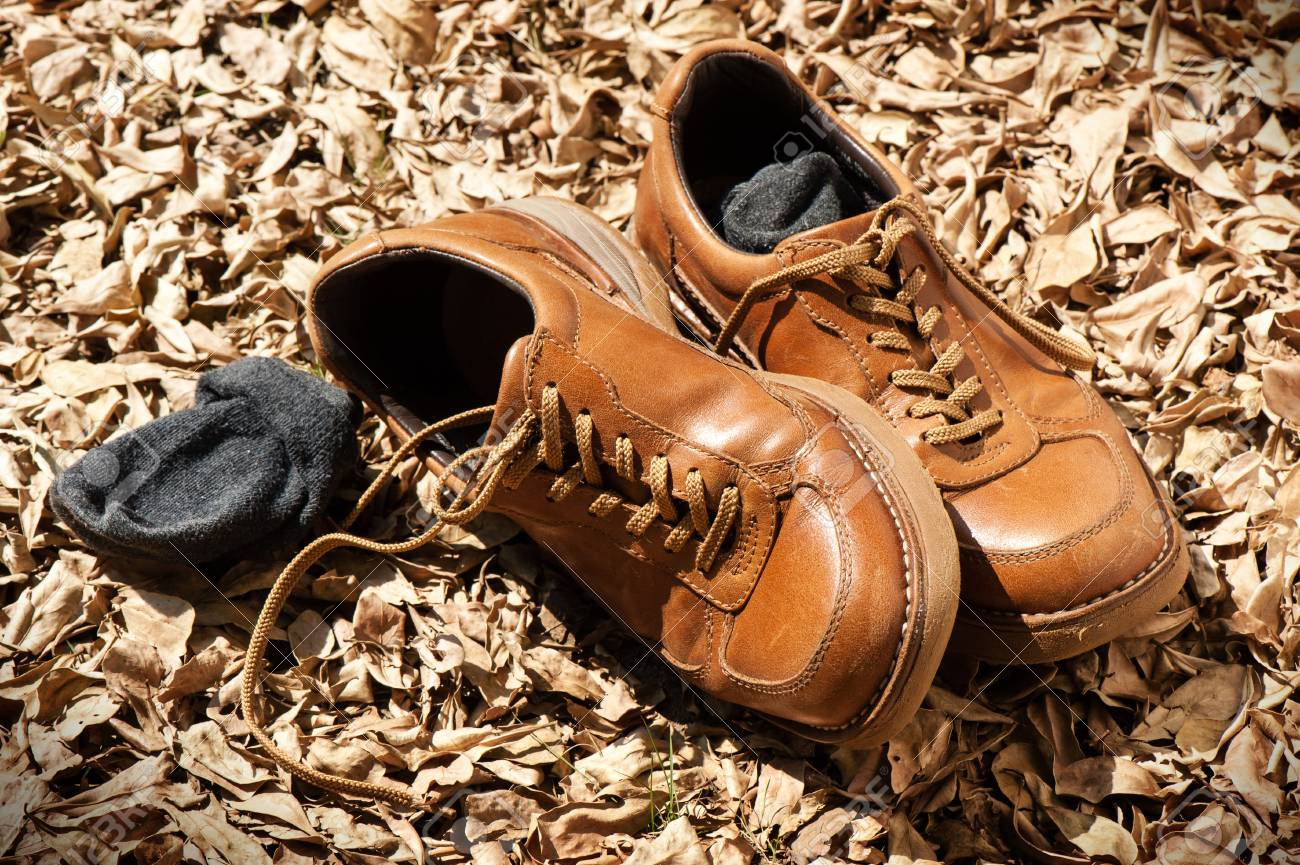 HOW TO CLEAN MOLD OFF LEATHER SHOES