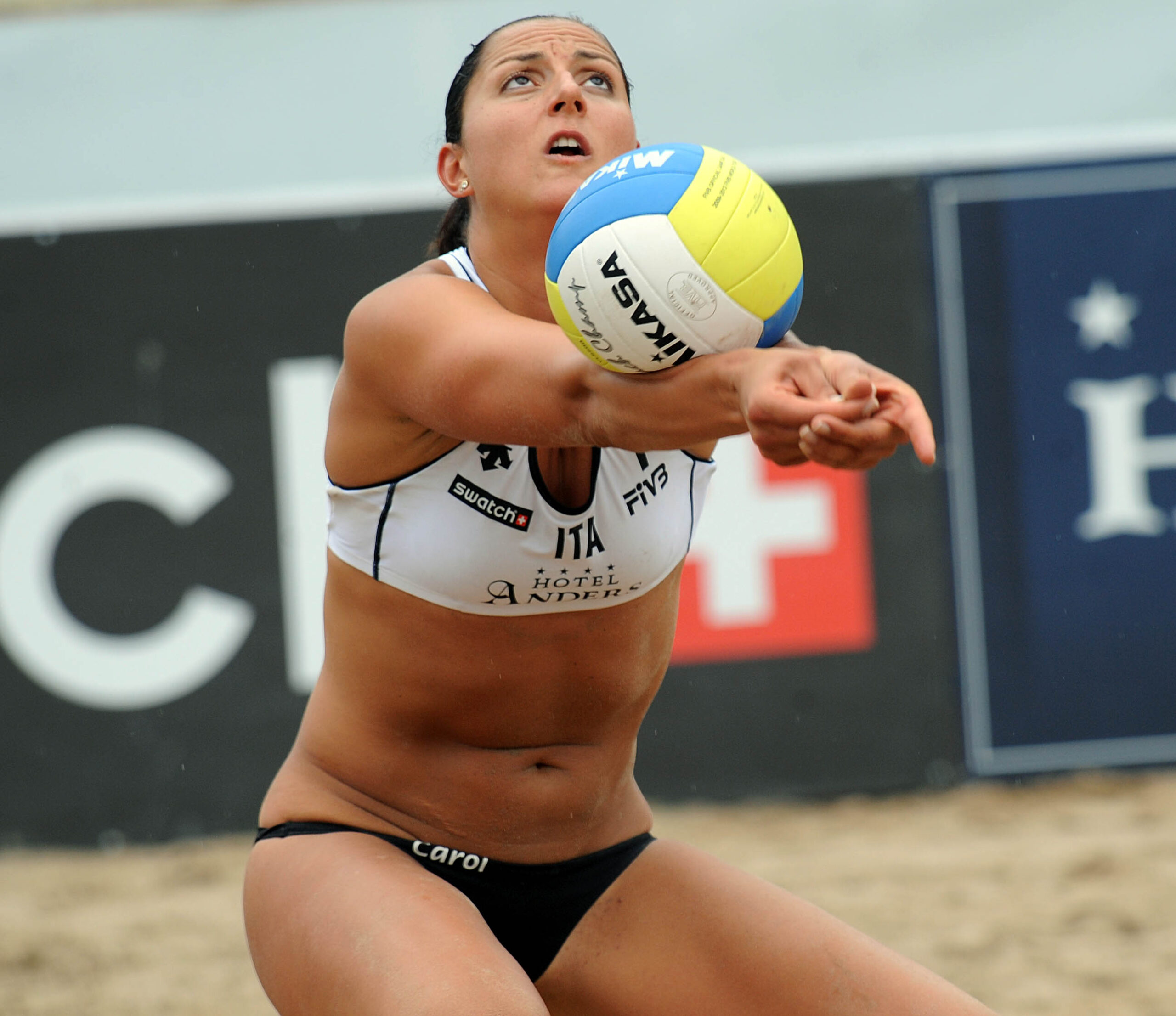 Carolina Costagrande Highest Paid Female Volleyball Players in the World