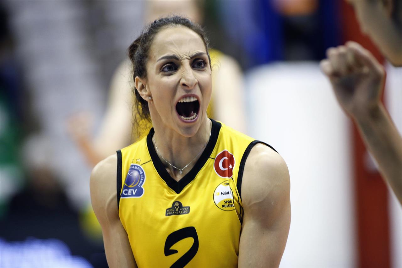 Gozde Sonsirma Highest Paid Female Volleyball Players in the World