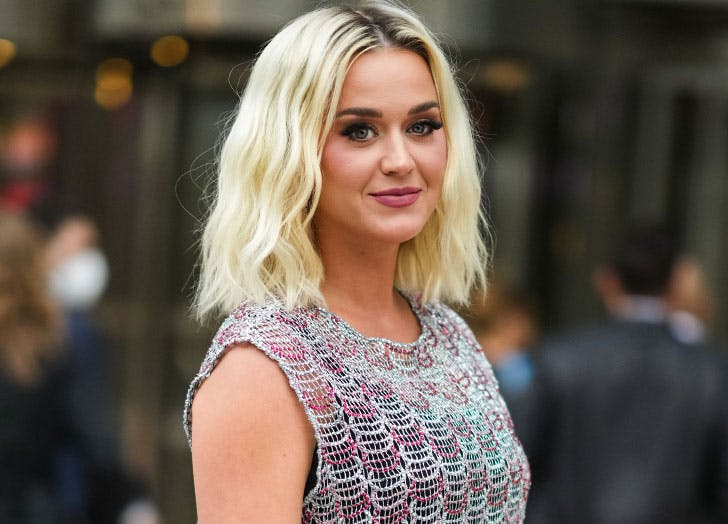 Katy Perry Richest R&B Singers of the world