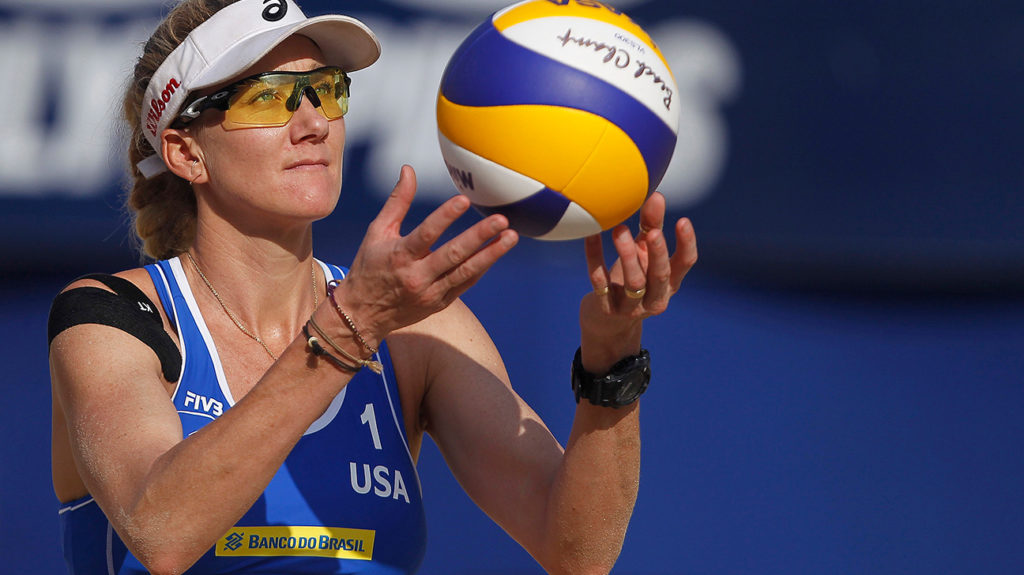 Kerri Walsh Jennings Highest Paid Female Volleyball Players in the World