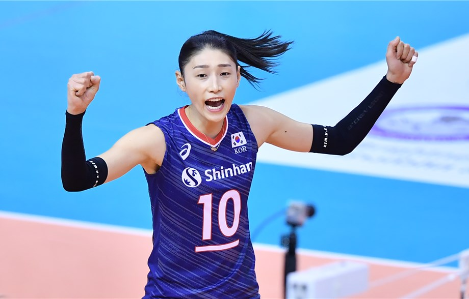 Kim Yeon Kong Highest Paid Female Volleyball Players in the World