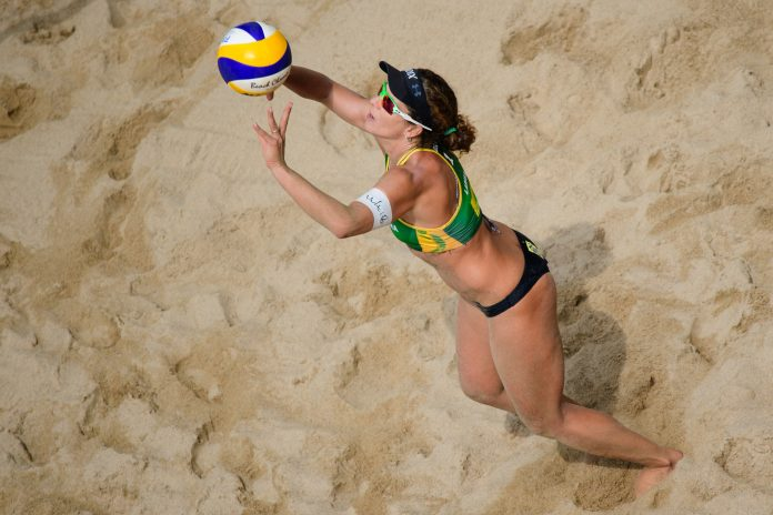 Larissa Franca Highest Paid Female Volleyball Players in the World