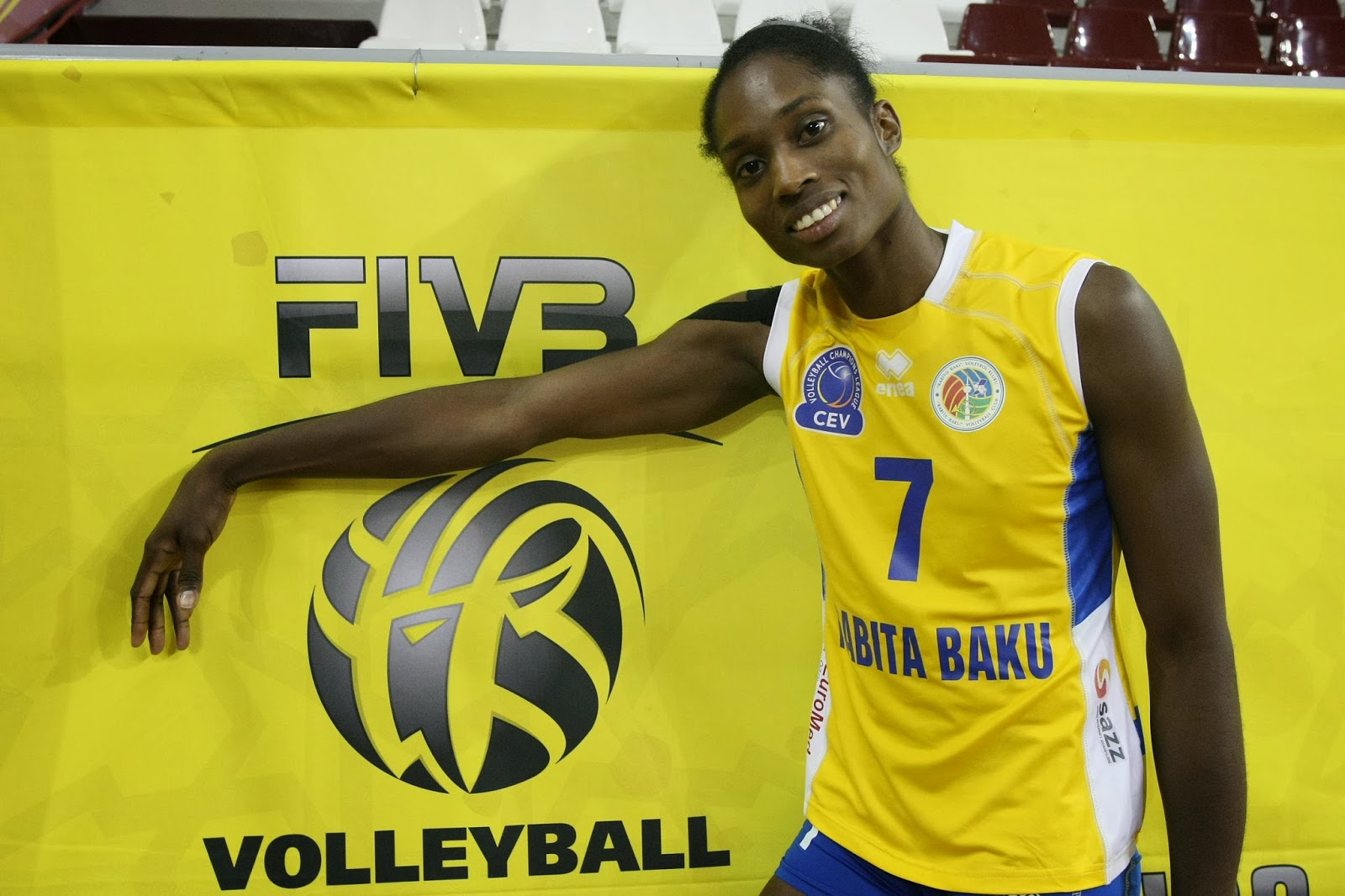 Madelaynne Montano Highest Paid Female Volleyball Players in the World