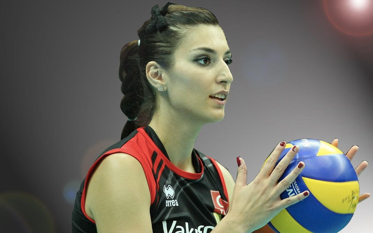 Neslihan Demir Highest Paid Female Volleyball Players in the World