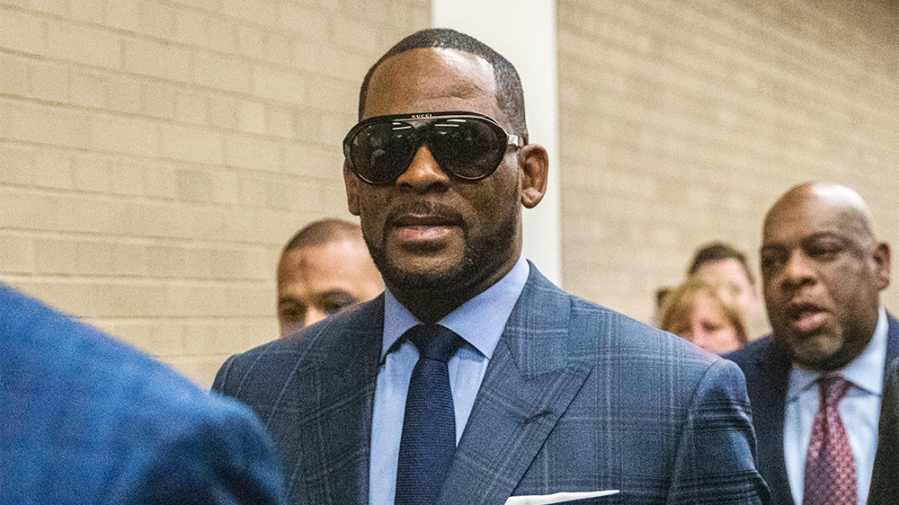 R. Kelly Richest R&B Singers of the world