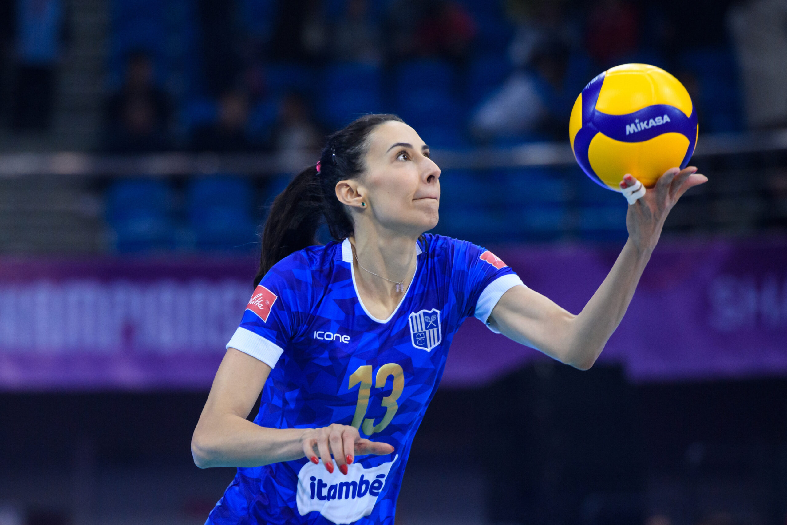 Sheilla Castro Highest Paid Female Volleyball Players in the World