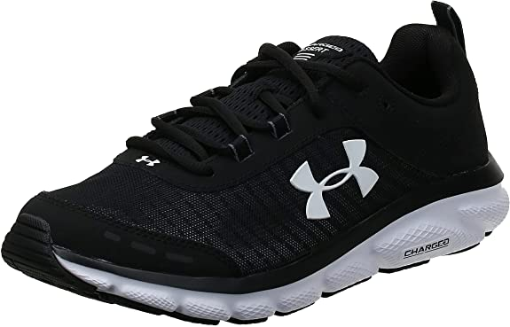 Under Armor Charged Assert 8 Best Running Shoes for Old Runners