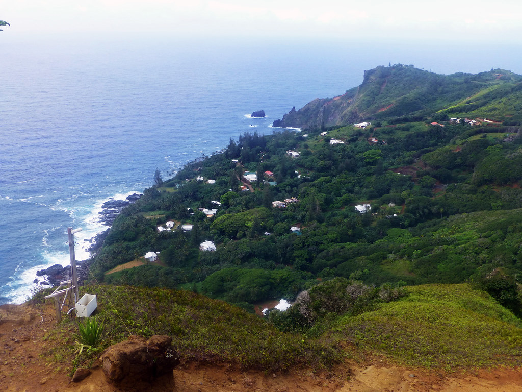 Adamstown, Pitcairn Islands  Most Remote Cities in the World