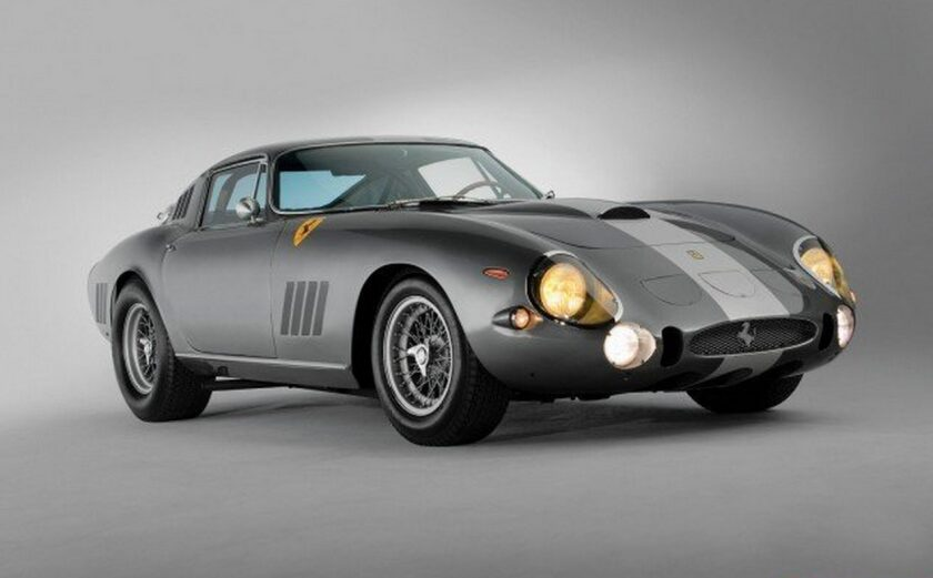Ferrari 275 GTB C Special (about $26.4 million) Most Expensive Cars In The World