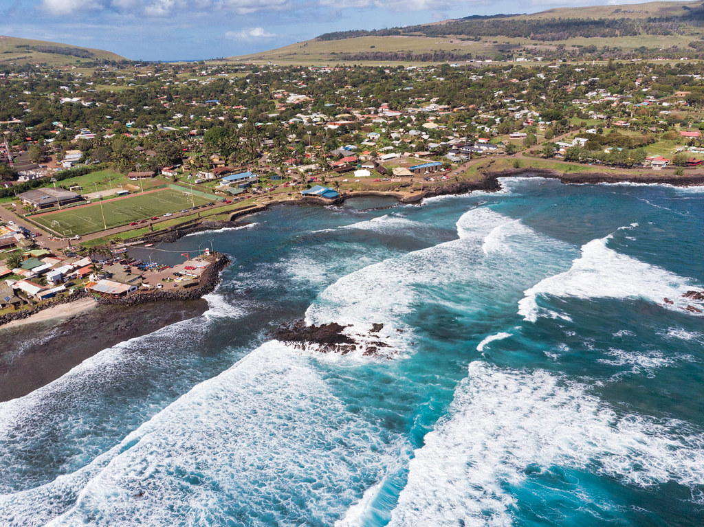 Hanga Roa, Easter Island Most Remote Cities in the World