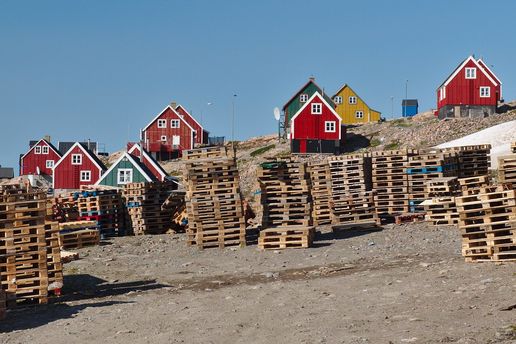 Ittoqqortoormiit, Greenland Most Remote Cities in the World