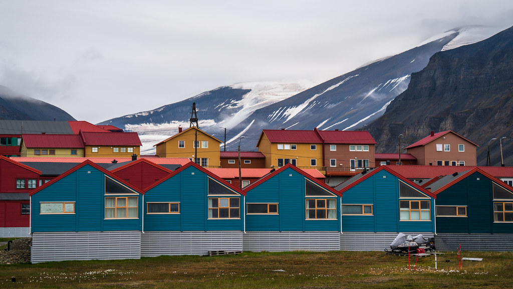 Longyearbyen, Svalbard Most Remote Cities in the World