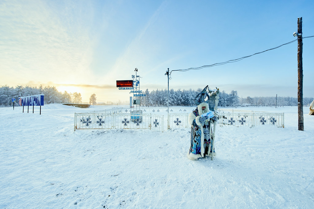 Oymyakon, Russia Most Remote Cities in the World