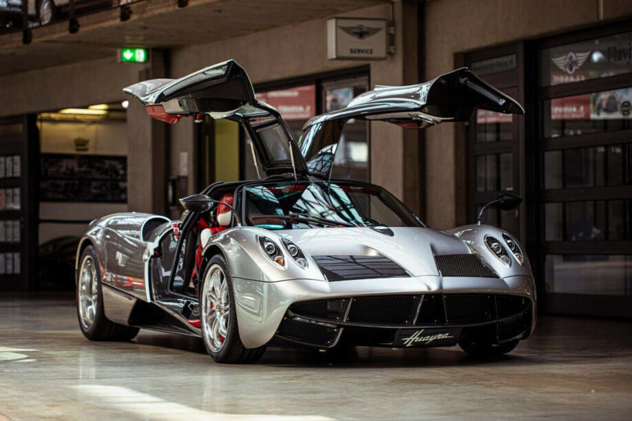 Pugani Huayra BC ($2.6 Million) Most Expensive Cars In The World
