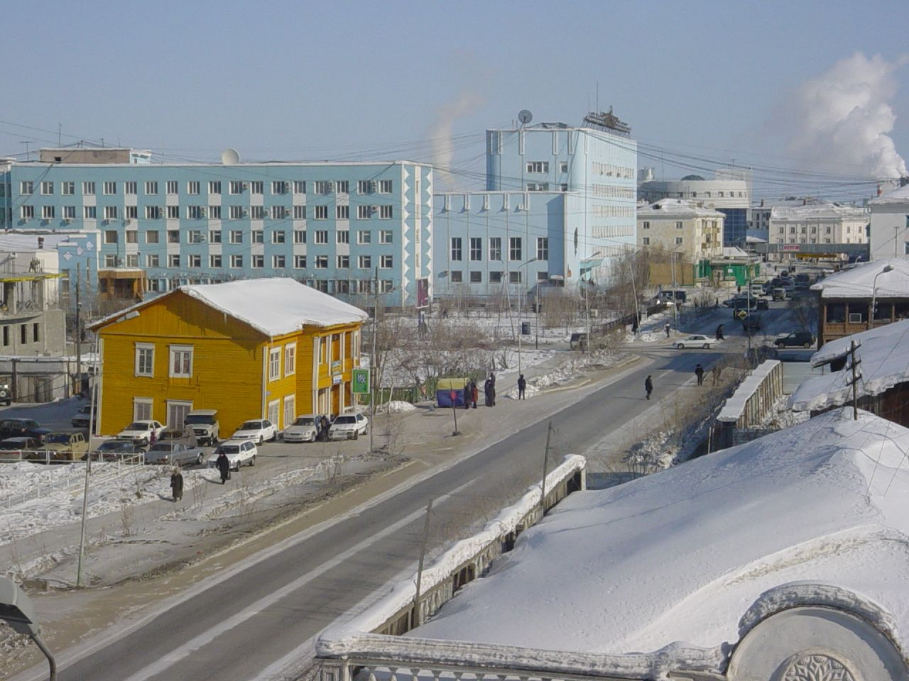 Yakutsk, Russia Most Remote Cities in the World